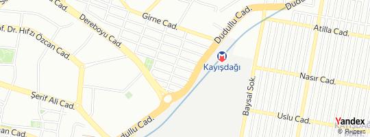 Direction for - Enütaş Enerji - Enütaş Enerji Üretim Ve Tic.A.Ş. Ataşehir,İstanbul,Turkey