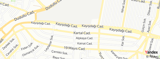 Direction for - Şenol Çay Bahçesi (Çetin Demirel) Ataşehir,İstanbul,Turkey