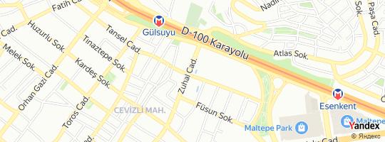 Direction for - Barlas Arabuluculuk Maltepe,İstanbul,Turkey