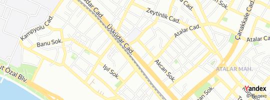 Direction for - Wıldclaw (Mustafa Akkaya) Kartal,İstanbul,Turkey