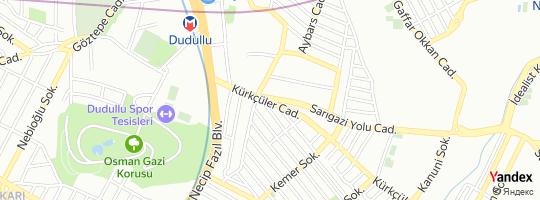 Direction for - Simit Sarayı Mahalle - İdeal Unlu Mamuller San. Ve Tic.Ltd.Şti. ümraniye,İstanbul,Turkey