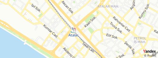 Direction for - Küçük Mucizeler Kitabevi (Özgür Tercan) Kartal,İstanbul,Turkey