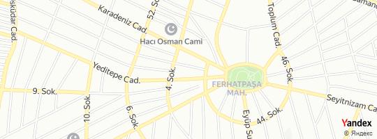 Direction for - Fıtson Spor Merkezi - Aslı İnşaat Elektrik San. Ve Tic.Ltd.Şti. Maltepe,İstanbul,Turkey