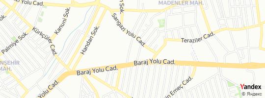 Direction for - Decoress - Gündoğdu Yapı Endüstri Taahhüt Ve Pazarlama A.Ş. ümraniye,İstanbul,Turkey