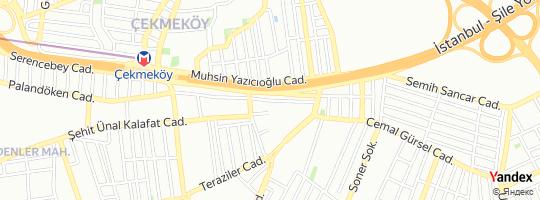 Direction for - Pegem Akademi Çekmeköy Şubesi Sancaktepe,İstanbul,Turkey