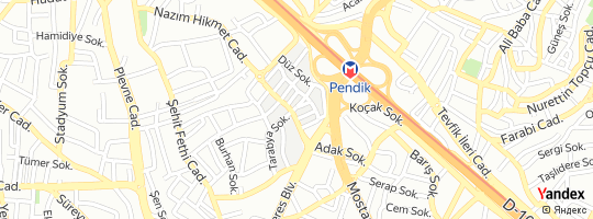 Direction for - Akten Sigorta Aracılık Hizmetleri (Adem Akten) Pendik,İstanbul,Turkey