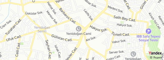 Direction for - Yerim Börek - İpek Gıda Ve İhtiyaç Maddeleri Taşımacılık Tic.Ltd.Şti. (Adnan İpek) Sancaktepe,İstanbul,Turkey