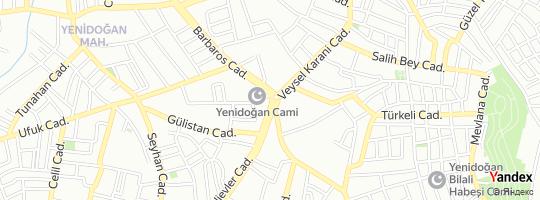 Direction for - Dayının Yeri (Serdar Karaman) Sancaktepe,İstanbul,Turkey