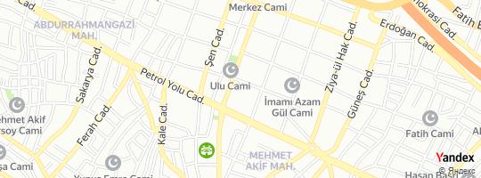 Direction for - Saygı Mühendislik Sultanbeyli,İstanbul,Turkey