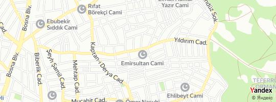 Direction for - Esco Dış Ticaret - Esco Tekstil San. Ve Dış Tic.Ltd.Şti. Sultanbeyli,İstanbul,Turkey