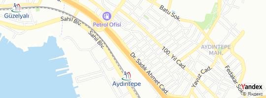 Direction for - Markon Gemi Elektrik Sistemleri (Sinan Arıca) Tuzla,İstanbul,Turkey