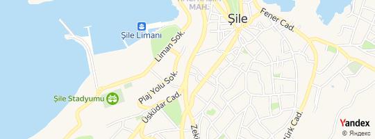 Direction for - İlçe Milli Eğitim Müdürlüğü Şile,İstanbul,Turkey