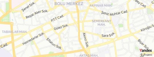 Direction for - İsmail Vardallı Serbest Muhasebeci Ve Mali Müşavirlik Bürosu (Servet Vardallı) Bolu Merkez,Bolu,Turkey
