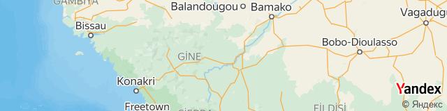 Gine Ülke Kodu - Gine Telefon Kodu