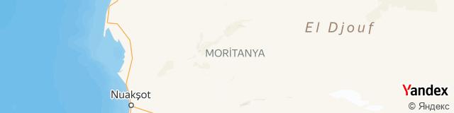 Moritanya Ülke Kodu - Moritanya Telefon Kodu