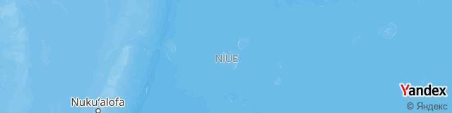 Niue Ülke Kodu - Niue Telefon Kodu