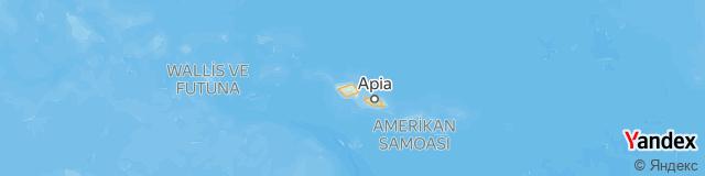 Samoa Ülke Kodu - Samoa Telefon Kodu