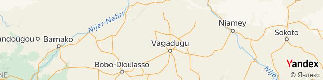 Burkina Faso Ülke Kodu - Burkina Faso Telefon Kodu