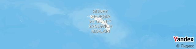 Güney Georgia ve Güney Sandwich Adaları Ülke Kodu - Güney Georgia ve Güney Sandwich Adaları Telefon Kodu