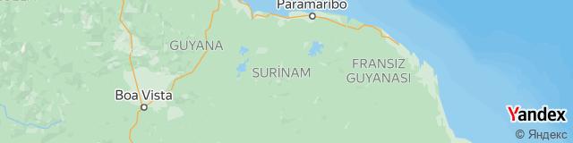 Surinam Ülke Kodu - Surinam Telefon Kodu