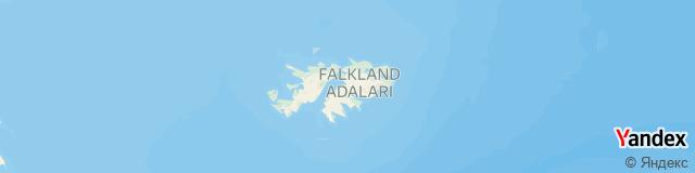 Falkland Adaları Ülke Kodu - Falkland Adaları Telefon Kodu