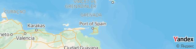 Trinidad ve Tobago Ülke Kodu - Trinidad ve Tobago Telefon Kodu
