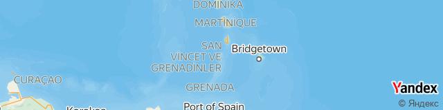 Saint Vincent ve Grenadinler Ülke Kodu - Saint Vincent ve Grenadinler Telefon Kodu