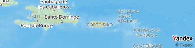 Porto Riko Ülke Kodu - Porto Riko Telefon Kodu