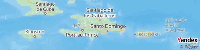 Dominik Cumhuriyeti Ülke Kodu - Dominik Cumhuriyeti Telefon Kodu