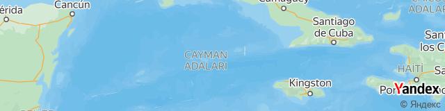 Cayman Adaları Ülke Kodu - Cayman Adaları Telefon Kodu