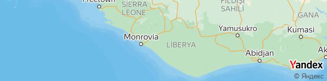 Liberya Ülke Kodu - Liberya Telefon Kodu