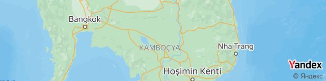 Kamboçya Ülke Kodu - Kamboçya Telefon Kodu