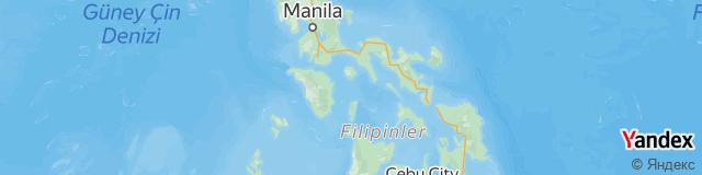 Filipinler Ülke Kodu - Filipinler Telefon Kodu