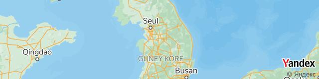 Güney Kore Ülke Kodu - Güney Kore Telefon Kodu