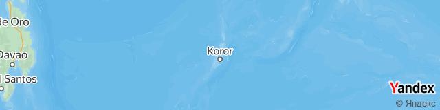 Palau Ülke Kodu - Palau Telefon Kodu