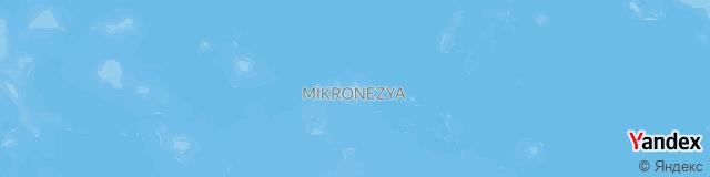 Mikronezya Ülke Kodu - Mikronezya Telefon Kodu