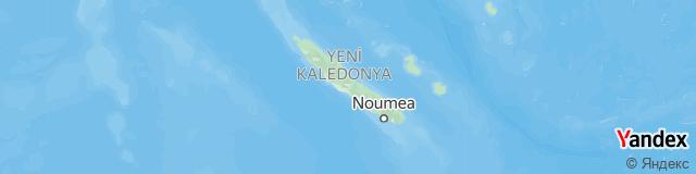 Yeni Kaledonya Ülke Kodu - Yeni Kaledonya Telefon Kodu