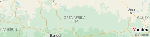 Orta Afrika Cumhuriyeti Ülke Kodu - Orta Afrika Cumhuriyeti Telefon Kodu