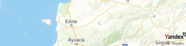 Çanakkale, Bayramiç Posta Kodu