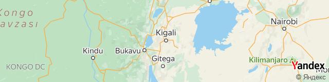 Ruanda Ülke Kodu - Ruanda Telefon Kodu