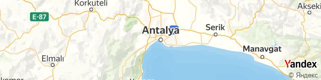 Antalya Posta Kodu