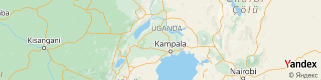 Uganda Ülke Kodu - Uganda Telefon Kodu