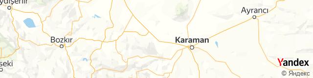 Karaman, Kazımkarabekir Posta Kodu