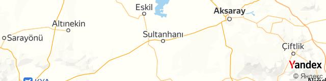 Aksaray, Sultanhanı Posta Kodu