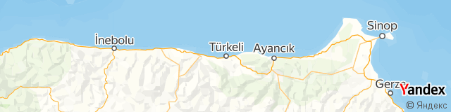 Sinop, Türkeli Posta Kodu