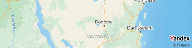 Tanzanya Ülke Kodu - Tanzanya Telefon Kodu