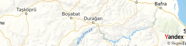 Sinop, Durağan Posta Kodu