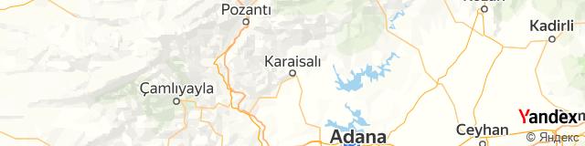 Adana, Karaisalı Posta Kodu