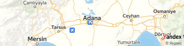 Adana Posta Kodu
