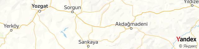 Yozgat, Saraykent Posta Kodu